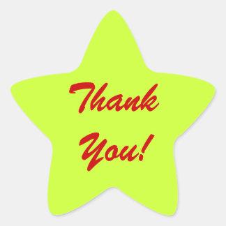 """""""dank u"""" Geduldige het Facturerings Stickers"""