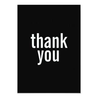 Dank u Kaarten voor een Bar mitswa 12,7x17,8 Uitnodiging Kaart