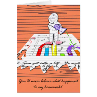 Dank u leraar briefkaarten 0