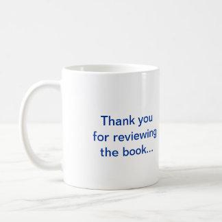 Dank u voor aan boord het herzien van Engel Koffiemok