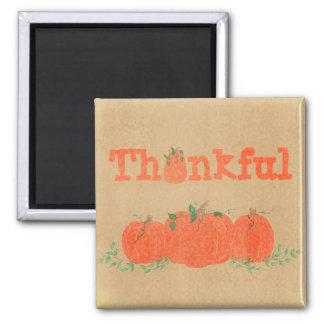 Dankbaar - de Magneet van de Thanksgiving van de P