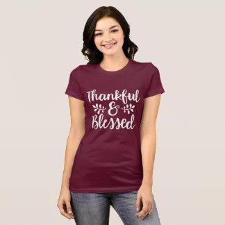 Dankbaar en Heilig T Shirt