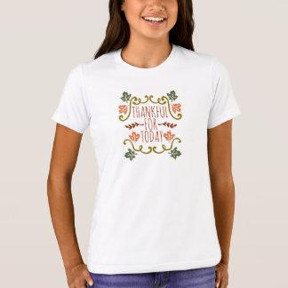 Dankbaar voor Vandaag Thanksgiving | de T-shirt