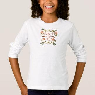 Dankbaar voor Vandaag Thanksgiving | het Overhemd T Shirt