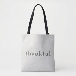 Dankbare Dankbaar Draagtas
