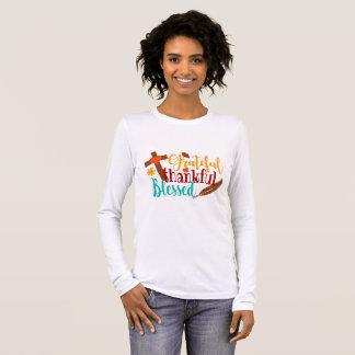 Dankbare Heilig Dankbaar - het overhemd van de T Shirts