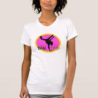 Dans - de roze T-shirt van Hip Hop