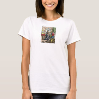 Dans van Dood - de Non - de Druk van 1816 Kleur T Shirt