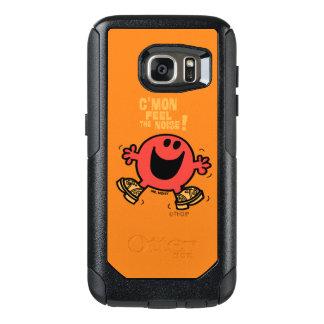 Dansende M. Noisy van de belemmering OtterBox Samsung Galaxy S7 Hoesje
