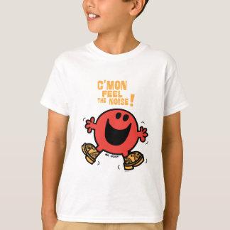 Dansende M. Noisy van de belemmering T Shirt