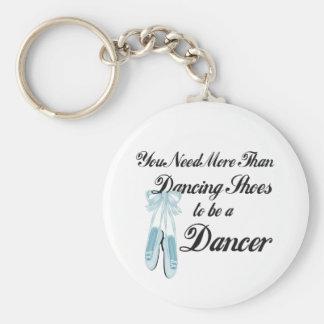 Dansende Schoenen Sleutelhanger