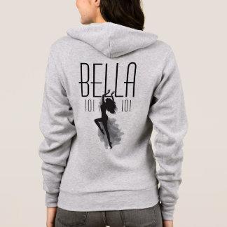 Danser 101 van Bella T Hoodie