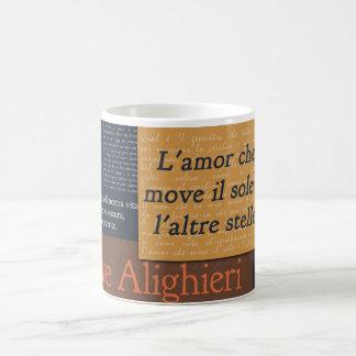 Dante Alighieri Koffiemok