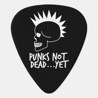 Dark van de Schedel van punkers niet volkomen… nog Gitaar Plectrum 0