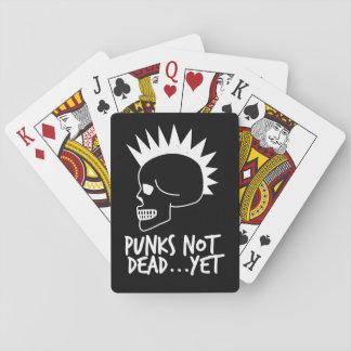 Dark van de Schedel van punkers niet volkomen… nog Speelkaarten