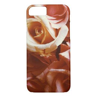 Dark van rozen iPhone 7 hoesje