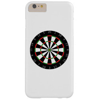 Dartboard Barely There iPhone 6 Plus Hoesje