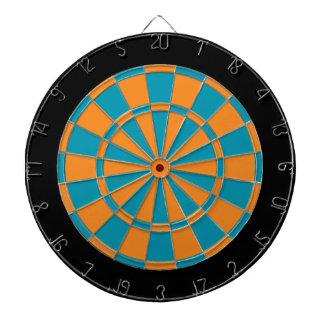 Dartboard: Sinaasappel, Wintertaling, en Zwarte Dartbord