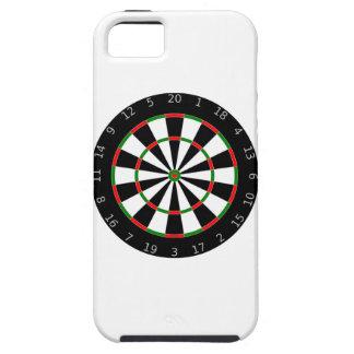 Dartboard Tough iPhone 5 Hoesje