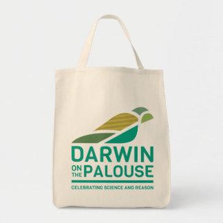 Darwin op het Bolsa Palouse Draagtas