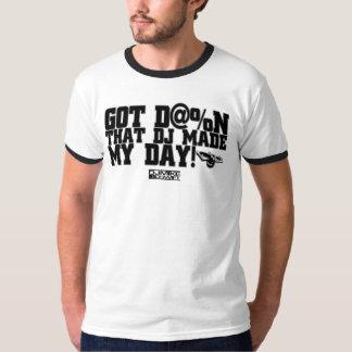 Dat DJ Gemaakt tot Mijn Dag de Modieuze T-shirt