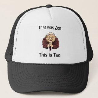 Dat was Zen, is dit Tao Trucker Pet