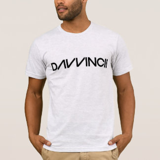 Davvincii T Shirt