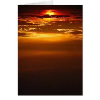 Dawn Meditation Briefkaarten 0