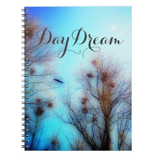 DayDreams - Notitieboek Kraai houdt de wacht!