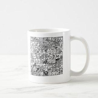 Dazzling veel plaatjes om over te praten! koffiemok