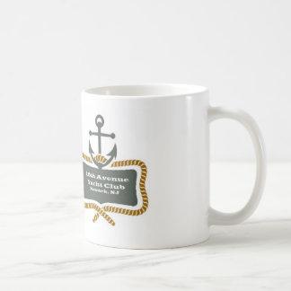 de 15de Club van het Jacht van de Weg Newark NJ. Koffiemok