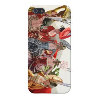de 18de eeuwHoesje Iphone 5 iPhone 5 Case