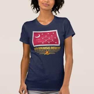 de 19de Infanterie van Arkansas (F10) T Shirt