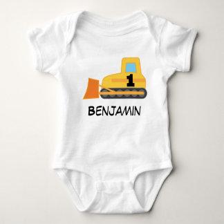 de 1st Gepersonaliseerde T-shirt Childs van de