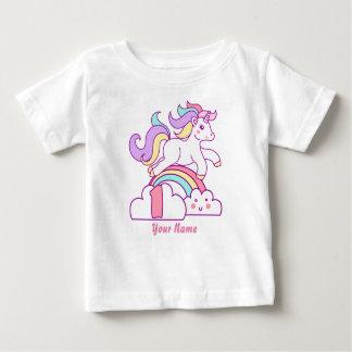 De 1st Verjaardag van de eenhoorn Baby T Shirts