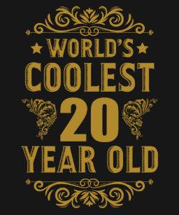 Verjaardag 20 Jaar Kleding Zazzle Nl