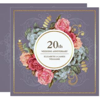 de 20ste Uitnodigingen van de Partij van het