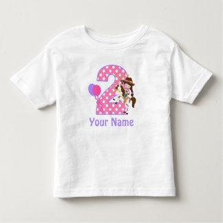 de 2de Gepersonaliseerde T-shirt van het