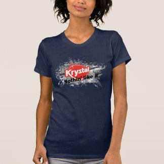 De 2de Plaats van Krystal - niets houdt van het T Shirt