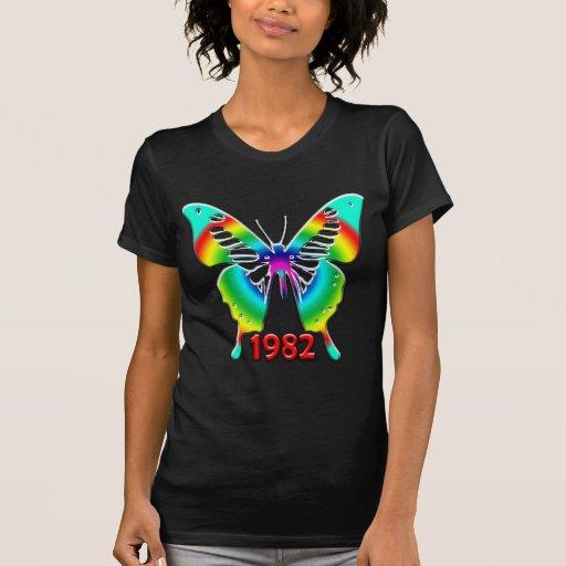 de 30ste Giften van de Verjaardag, 1982 Shirt