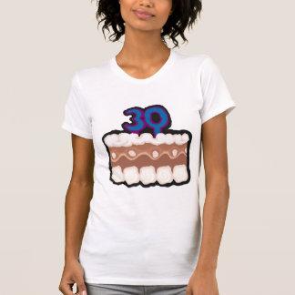 de 30ste Giften van de Verjaardag T-shirts