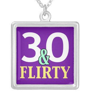 de 30ste Juwelen van de Verjaardag Ketting