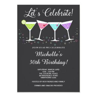 de 30ste Uitnodiging van de Verjaardag/de