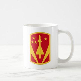 de 31ste Brigade van de Artillerie van de Defensie Koffiemok