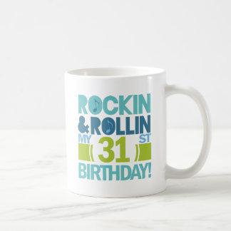 de 31ste Ideeën van de Gift van de Verjaardag Koffiemok