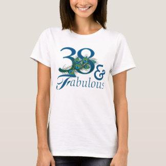 de 38ste T-shirts van de Verjaardag