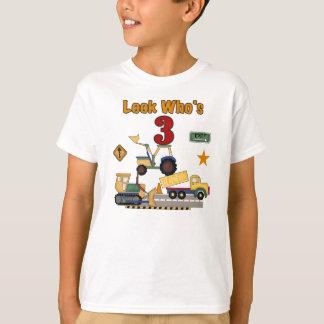 De 3de Verjaardag van de bouw T Shirt