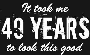 49 Verjaardag T Shirts Zazzle Nl
