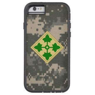 """de 4de Afdeling van de Infanterie Afdeling"""" Tough Xtreme iPhone 6 Hoesje"""