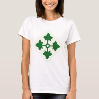 de 4de Afdeling van de Infanterie T Shirt